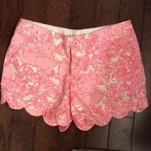 Illy Pulitzer shorts